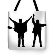 The Beatles No.07 Tote Bag by Caio Caldas