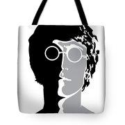 The Beatles No.08 Tote Bag by Caio Caldas