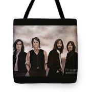 The Beatles Tote Bag by Paul Meijering