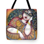 the beauty Tote Bag by Albena Vatcheva