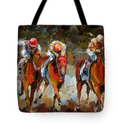 The Best Tote Bag by Debra Hurd