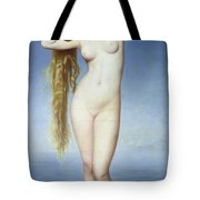 The Birth Of Venus Tote Bag by Eugene Emmanuel Amaury Duval