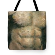 The Boxer Tote Bag by Steve Mitchell