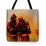 The Brotherhood Tote Bag by Diane Payne