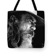 The Bushman Tote Bag by Avalon Fine Art Photography