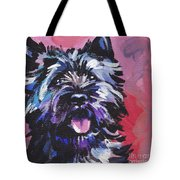 The Caring Cairn Tote Bag by Lea S