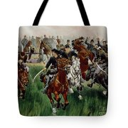 The Cavalry Tote Bag by WT Trego