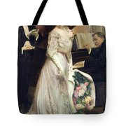 The Celebrated Tote Bag by Joseph Marius Avy