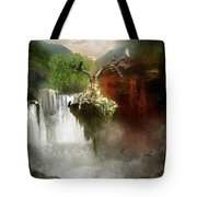 The Choice Tote Bag by Mary Hood