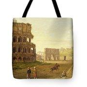 The Colosseum Tote Bag by John Inigo Richards
