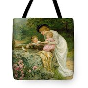 The Coming Nelson Tote Bag by Frederick Morgan