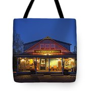 The Corner Store  Tote Bag by John Greim