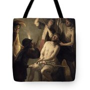 The Crowning With Thorns Tote Bag by Jan Janssens