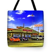 The Cub Tote Bag by Scott Pellegrin