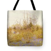 The Cuckoo Tote Bag by Helen Allingham