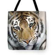 The Embrace Tote Bag by Sandi Baker
