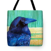 The Field Of Dreams Tote Bag by Brian  Commerford
