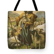 The Good Shepherd Tote Bag by English School