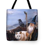 The Grand Parade Tote Bag by J W Baker
