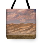 The Great Colorado Sand Dunes  177 Tote Bag by James BO  Insogna