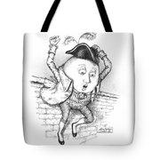 The Great Fall Tote Bag by Adam Zebediah Joseph