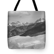 The Great Sand Dunes Bw Print 45 Tote Bag by James BO  Insogna