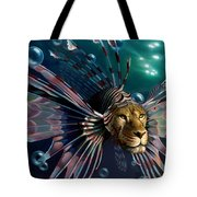 The Guardian Tote Bag by Patrick Anthony Pierson