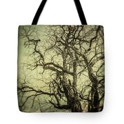 The Haunted Tree Tote Bag by Lisa Russo