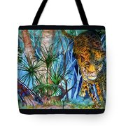 The Hunt Tote Bag by Larry  Johnson