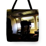 The Journey Begins Tote Bag by Linda Shafer