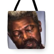 The Joy Of My Salvation 2 Tote Bag by Reggie Duffie
