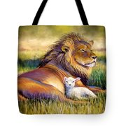 The Kingdom of Heaven Tote Bag by Susan Jenkins