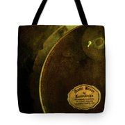 The Konvalinka Music Box Tote Bag by Rebecca Sherman