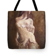 The Laces Tote Bag by Sergey Ignatenko