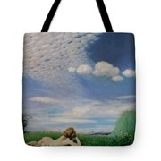 The Lark Tote Bag by Pal Szinyei Merse