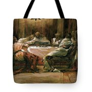 The Last Supper Tote Bag by Tissot