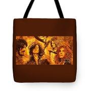 The Legend Tote Bag by Igor Postash