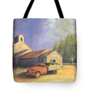 The Lisco Elevator Tote Bag by Jerry McElroy