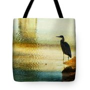 The Lonely Hunter II Tote Bag by Amy Tyler