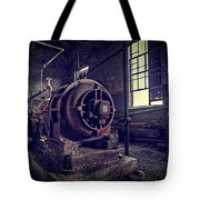 The Machine Tote Bag by Everet Regal