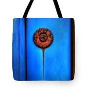 The Mechanics Of Sadness Tote Bag by Michael Garyet