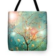 The Memory Of Dreams Tote Bag by Tara Turner
