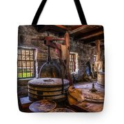 The Milling Room Tote Bag by Mark Papke