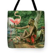 The Nubian Tote Bag by Georgio Marcelli
