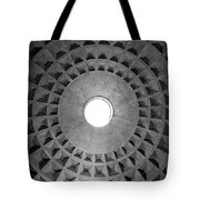 The oculus Tote Bag by Fabrizio Troiani