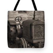 The Old Mule  Tote Bag by Richard Rizzo