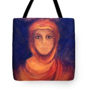 The Oracle Tote Bag by Marina Petro