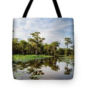 The Path Among Tote Bag by Lana Trussell