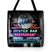 The Pearl Tote Bag by Perry Webster