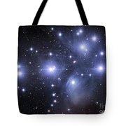 The Pleiades Tote Bag by Robert Gendler